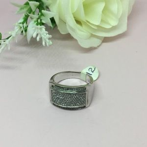 Jewelry - Sterling Silver 925 Ring for men's, size 12